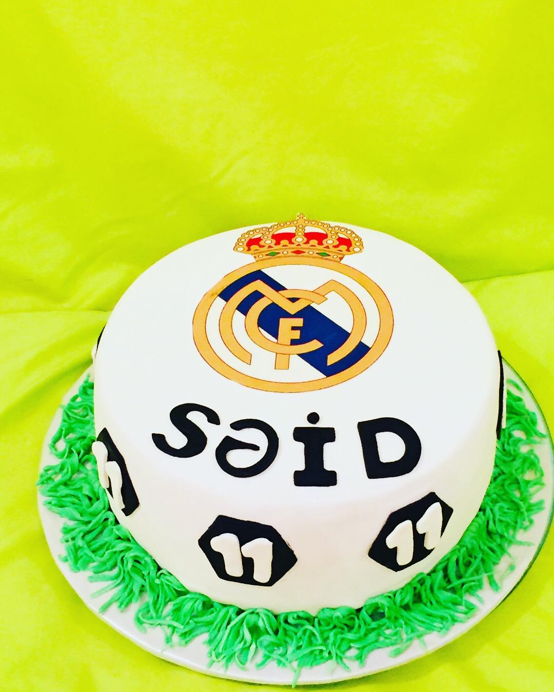 Real Madrid Sevenlere Oglan Usagi Tortu 4kq Kod 71442 Qiymeti